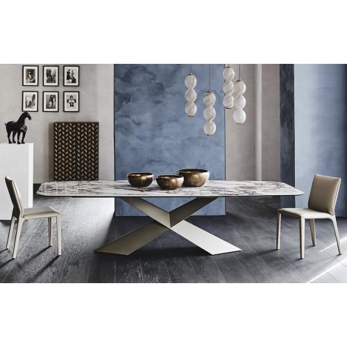 Tyron Keramik Table...