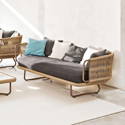 Babylon Garden sofa Varaschin